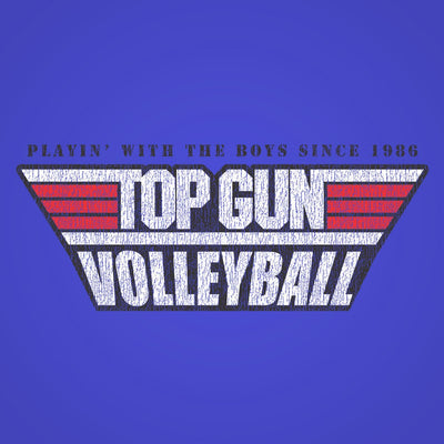 Top Gun Volleyball - DonkeyTees