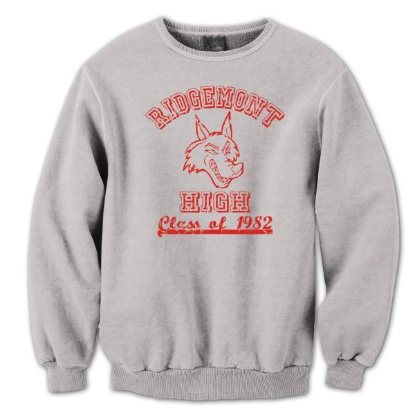 Ridgemont High Crewneck Sweatshirt