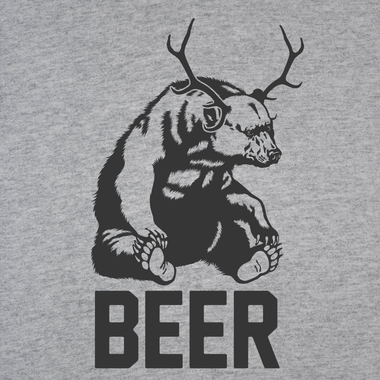 Bear Deer Beer - DonkeyTees