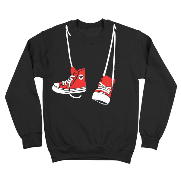 Chuck Shoes Adults Crewneck Sweatshirt