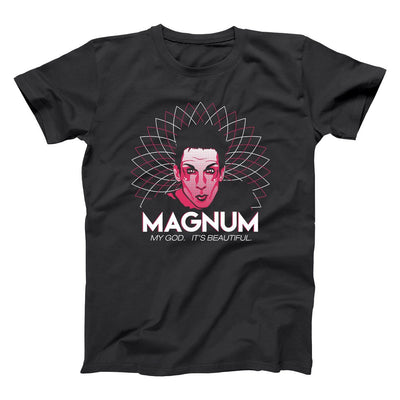 Magnum My God It's Beautiful - DonkeyTees