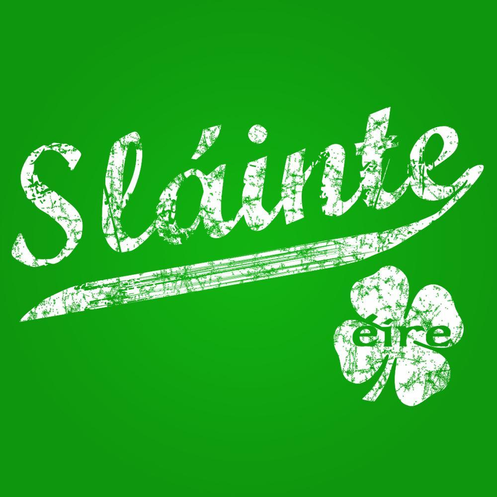 Slainte Irish Cheers - DonkeyTees