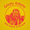 Grizzly Adams Did Have A Beard - DonkeyTees