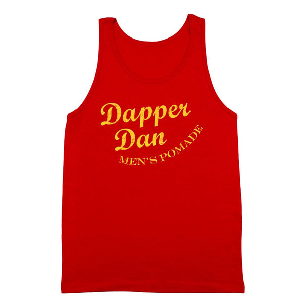 Dapper Tank Top - Donkey Tees