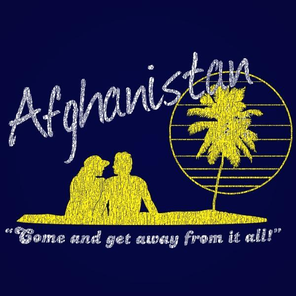 Afghanistan Vacation - DonkeyTees