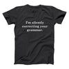 Silently Correcting Your Grammar - DonkeyTees