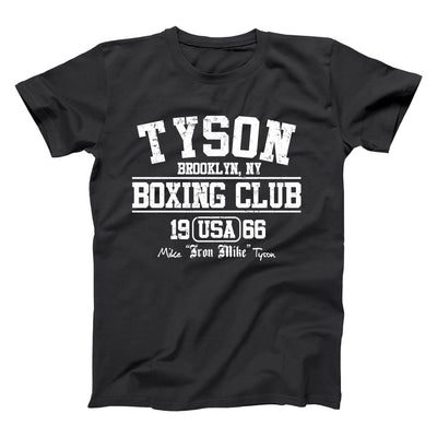 Tyson Boxing Club - DonkeyTees