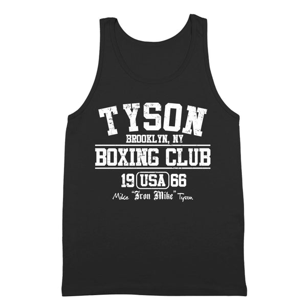 Tyson Boxing Club Tank Top - DonkeyTees
