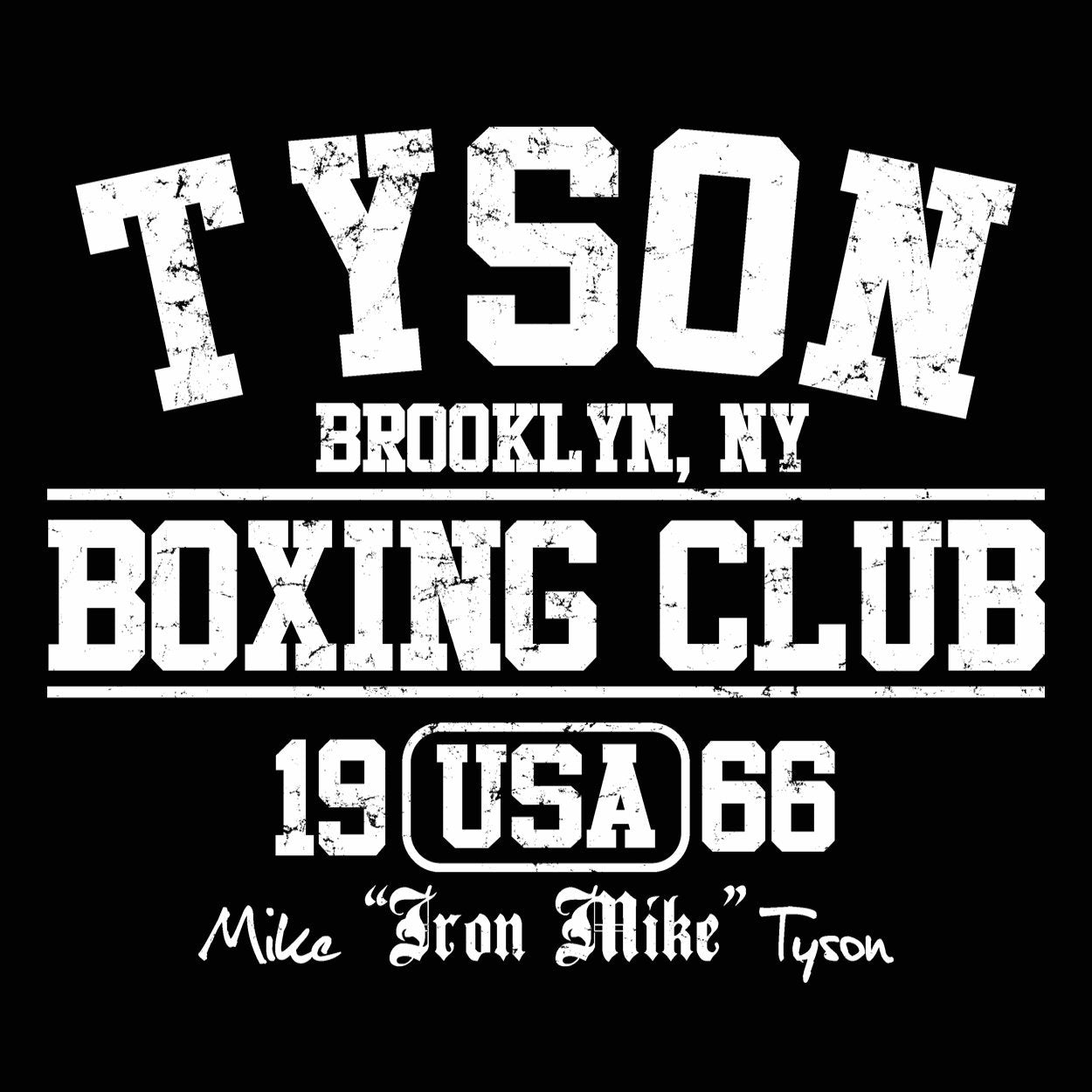 Tyson Boxing Club