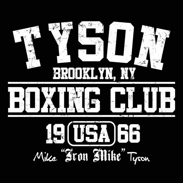 Tyson Boxing Club Men's T-Shirt - DonkeyTees