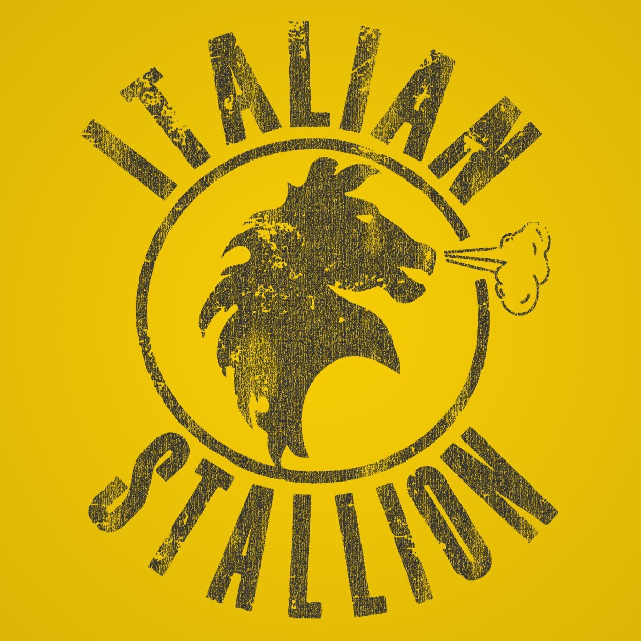Italian Stallion - DonkeyTees