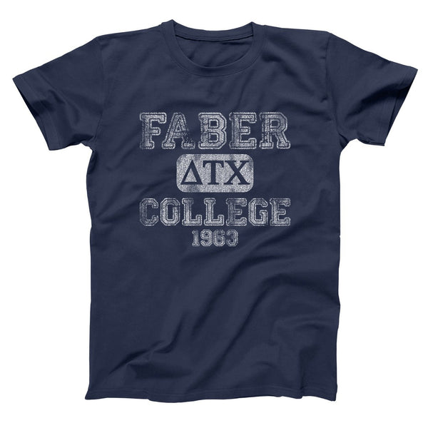 Faber College Men's T-Shirt - Donkey Tees