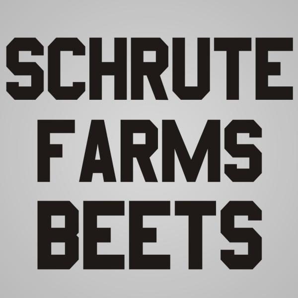 Schrute Farms Beets - DonkeyTees