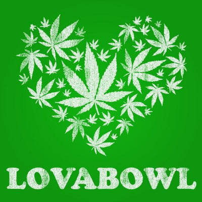 Love A Bowl 420 - DonkeyTees
