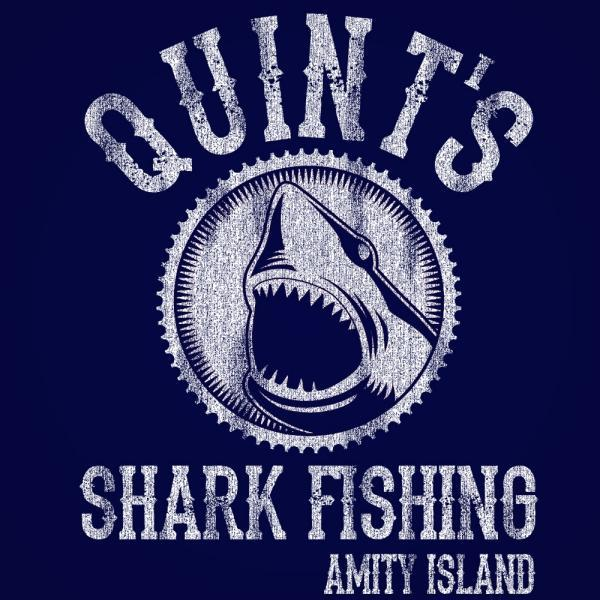 Quints Shark Fishing - DonkeyTees