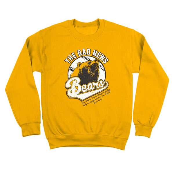 The Bad News Bears Crewneck Sweatshirt