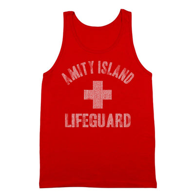 Amity Island Lifeguard - DonkeyTees