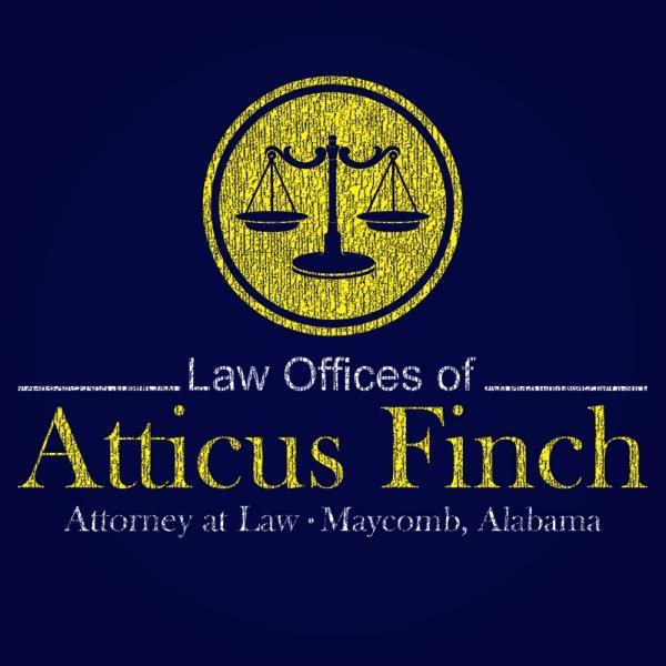 Atticus Finch Law - DonkeyTees