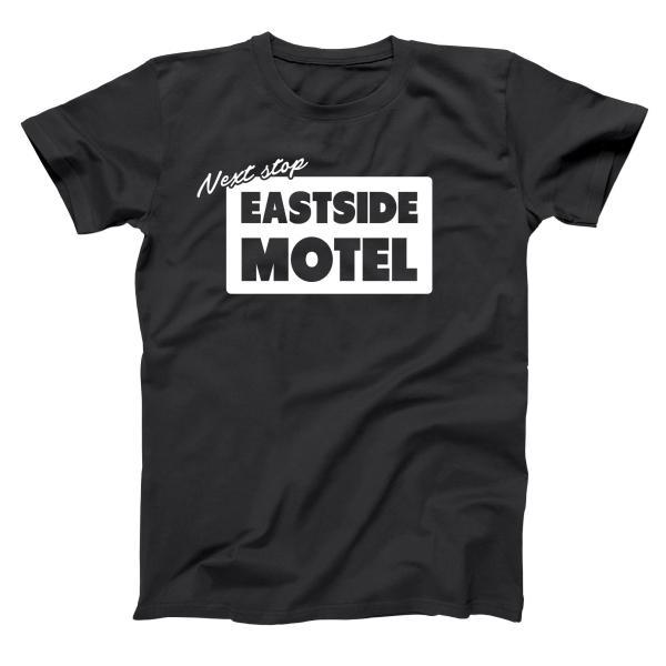 Next Stop Eastside Motel Men's T-Shirt