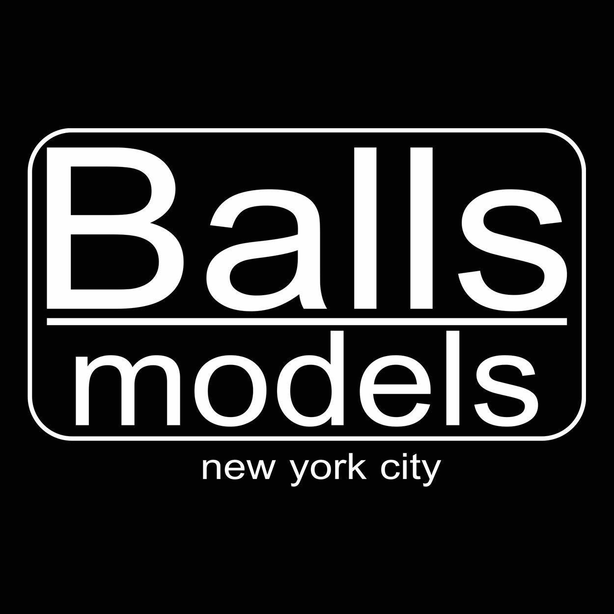 Balls Models - DonkeyTees