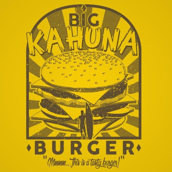Big Kahuna Burger - DonkeyTees