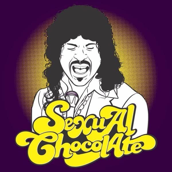 Sexual Chocolate Mr Randy Watson - DonkeyTees