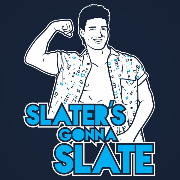 Slaters Gonna Slate Men's T-Shirt - DonkeyTees