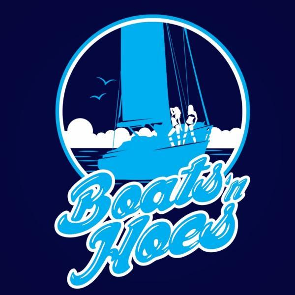 Boats And Hoes - DonkeyTees