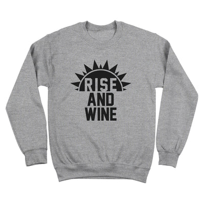 Rise and Wine - DonkeyTees