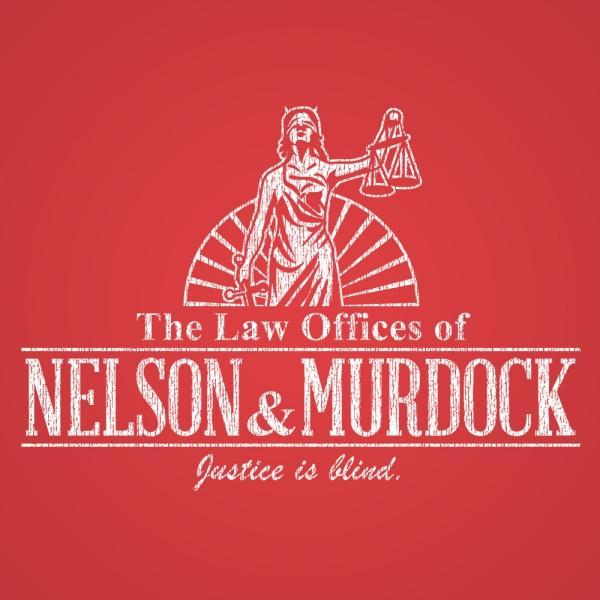 Nelson And Murdock Law Firm - DonkeyTees