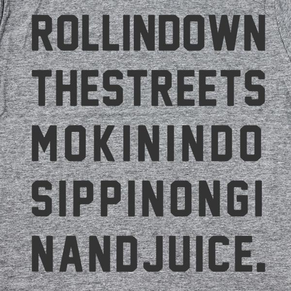 Rolling Down The Streets - DonkeyTees