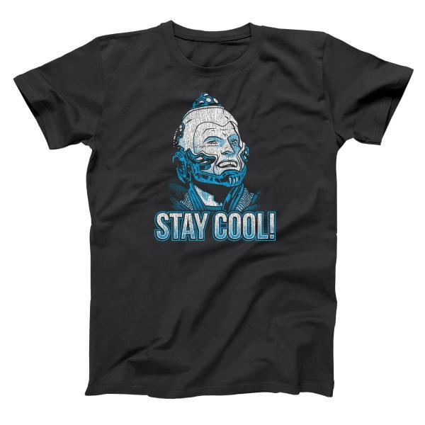 Stay Cool Mr Freeze Men's T-Shirt
