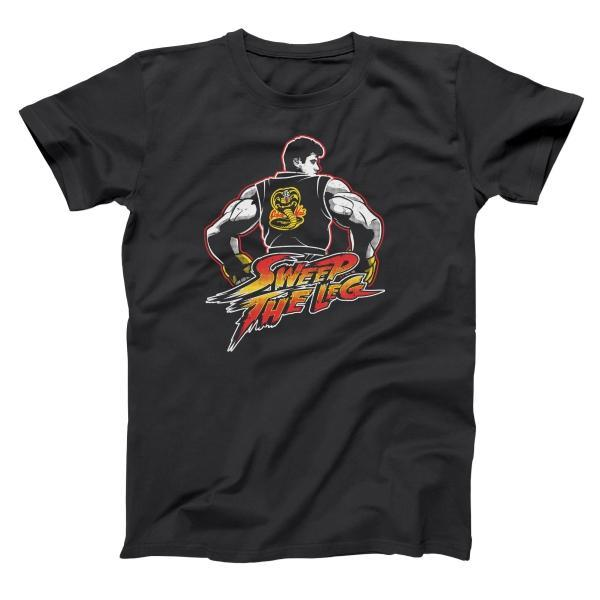 Sweep The Leg Dojo Men's T-Shirt