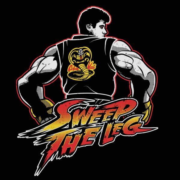 Sweep The Leg Dojo - DonkeyTees