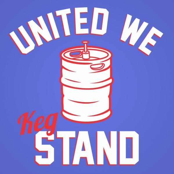 United We Keg Stand - DonkeyTees