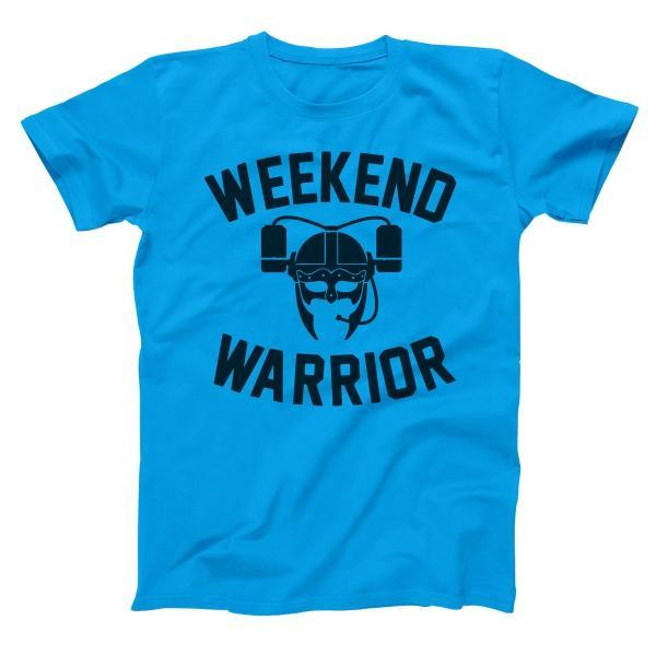 Weekend Warrior Men's T-Shirt