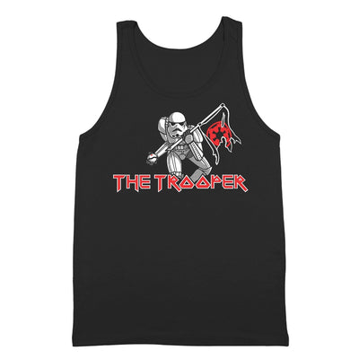 The Storm Trooper Maiden - DonkeyTees