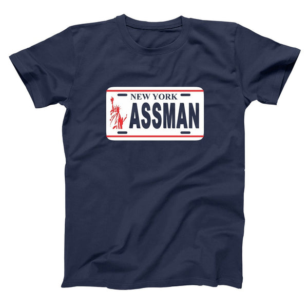 The Assman Men's T-Shirt - DonkeyTees