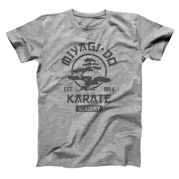 Miyagi Do Karate Academy Men's T-Shirt - Donkey Tees