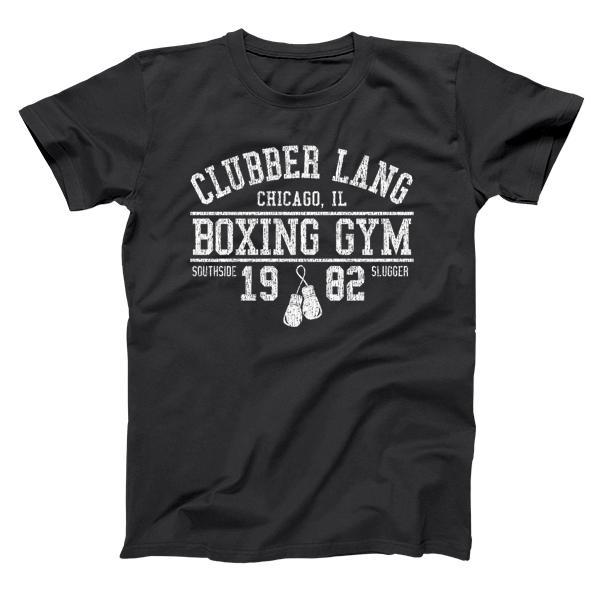 Clubber Lang Boxing Gym Men's T-Shirt