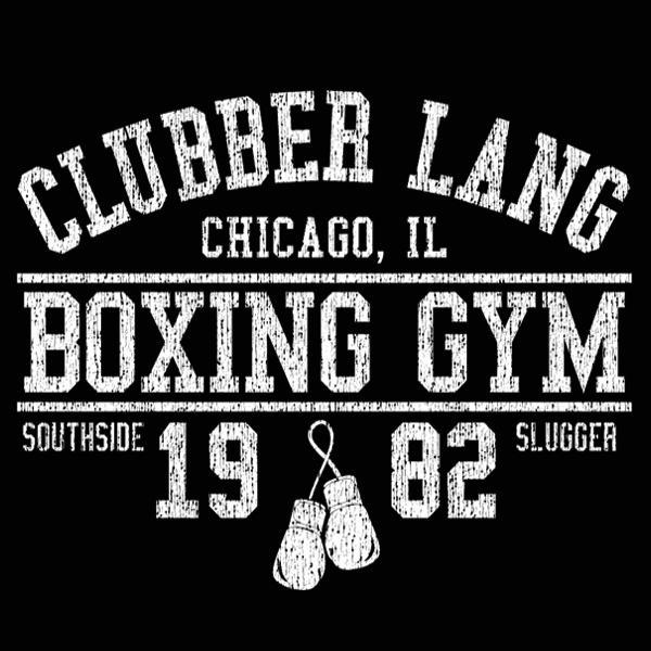 Clubber Lang Boxing Gym - DonkeyTees