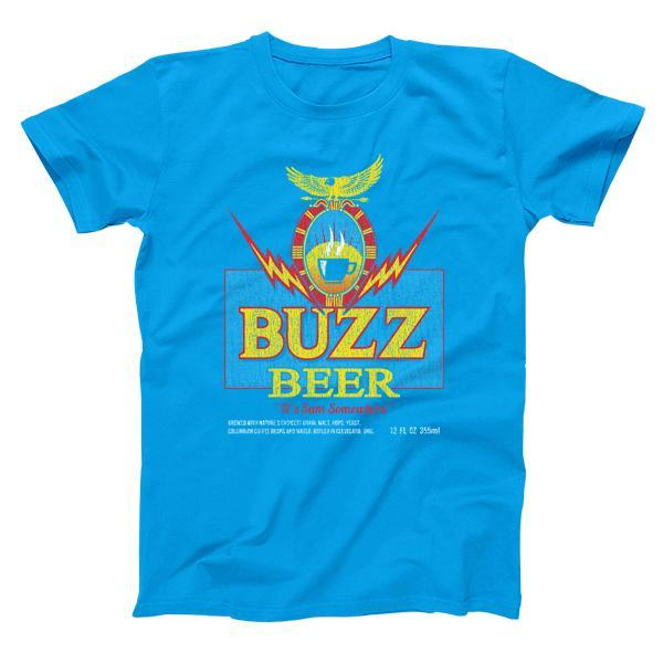 Buzz Beer Cleveland Men's T-Shirt