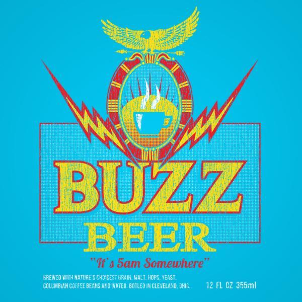 Buzz Beer Cleveland - DonkeyTees