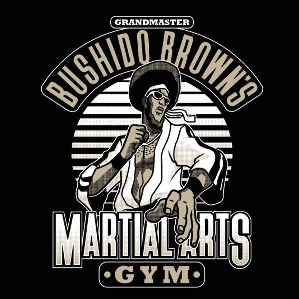 The Grandmaster Browns Martial Arts Gym - DonkeyTees