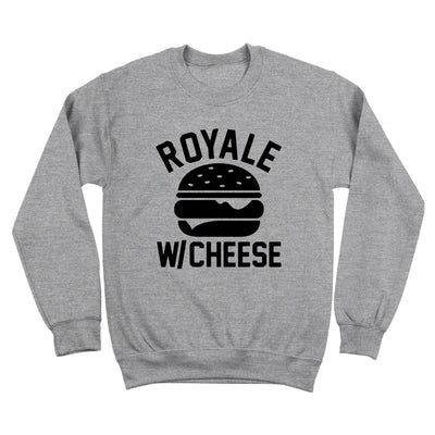 Royal with Cheese - DonkeyTees
