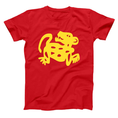 Red Leopards Team Costume - DonkeyTees