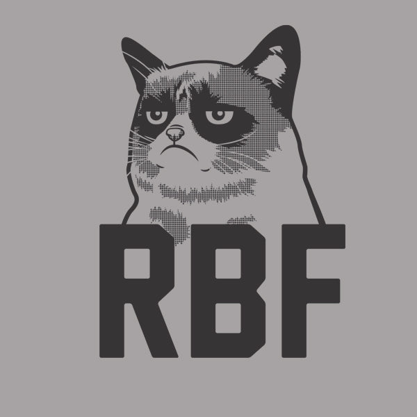 Rbf cat - DonkeyTees