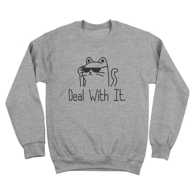 Deal with it cat - DonkeyTees