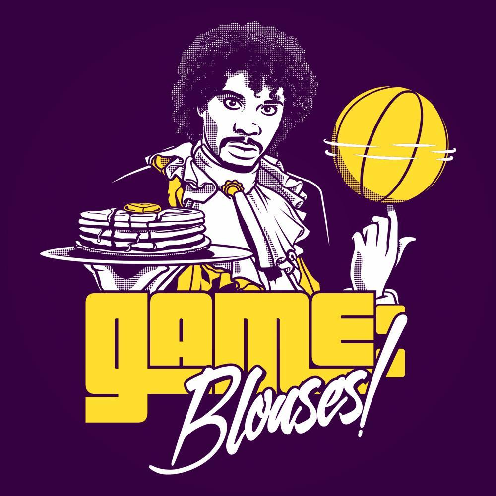 Game Blouses - DonkeyTees