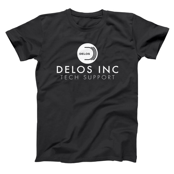 Delos Tech Support Team Men's T-Shirt - Donkey Tees